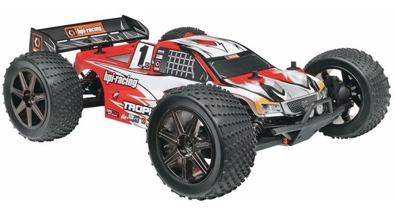 Automodelo Hpi Racing 1/8 Trophy Truggy Flux 2.4 Rtr Oferta