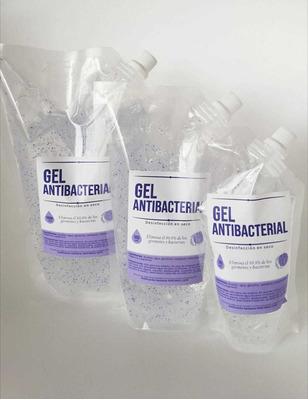Gel Antibacterial Con Vitamina E De 1 Litro