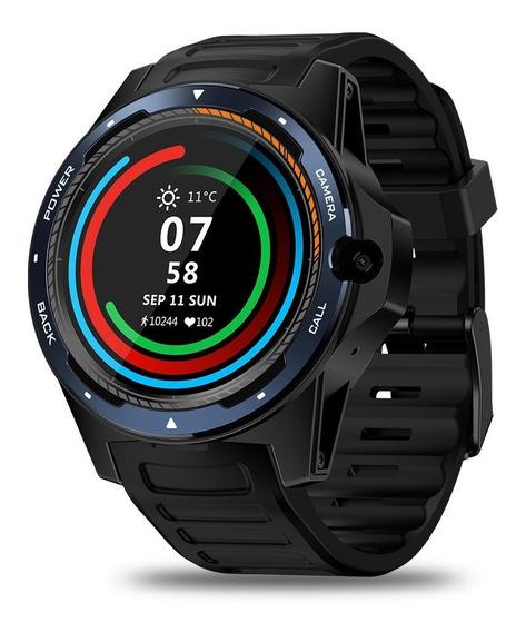 Smartwatch Zeblaze Thor 5, 2gb/16gb Híblido Gps Câmera 8mp