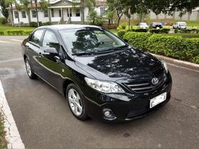 Corolla Xei 2.0 Automatico Único Dono Impecável - 2012