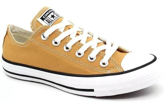 Tenis All Star Converse Ct0420 Mostarda Original
