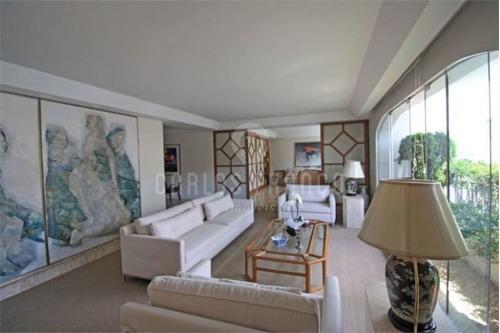 4 Dormitórios (sendo 2 Suítes) - 3 Vagas - Jardim Paulista - Cf54357