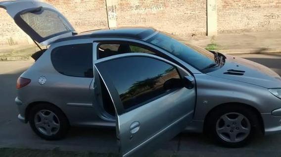 Peugeot 206 1.6 Xs 2005