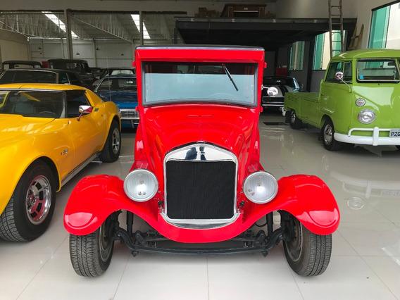 Ford T (vovó Donald)