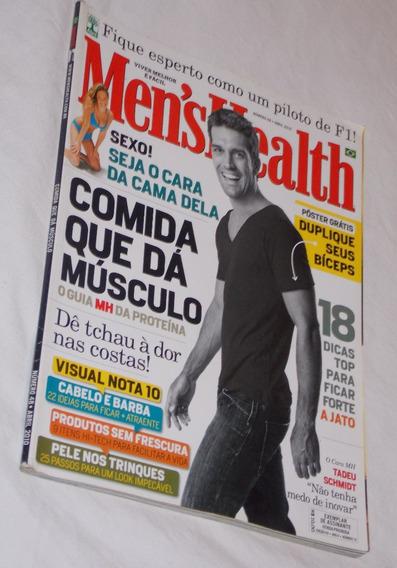 Revista Mens Health Nº 48 Abril 2010 Comida Que Dá Músculo