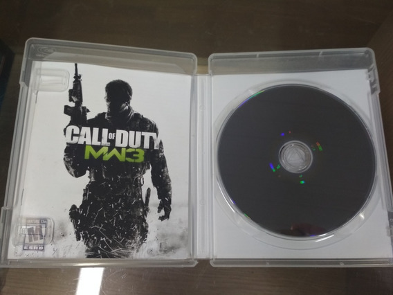 Call Of Duty Mw3 Semi Novo Com Garantia