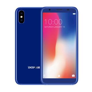 Telefono Inteligente Doogee X55 5.5 Pulgadas, 16 Gb, Azul