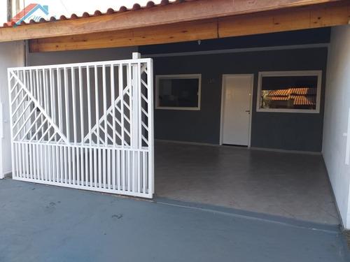 Imagem 1 de 20 de Casa A Venda No Bairro Jardim Residencial Villa Amato Em - Ca 076-1