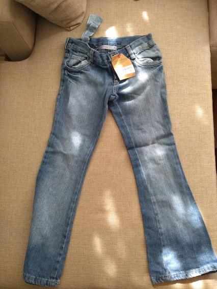 Jeans De Niñas Marca Mimo