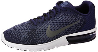 Tenis Nike Air Max Sequent 2 Azules Deportes y Fitness en