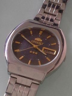 Reloj Orient 21 J Crystal Automatico Caballero Japones