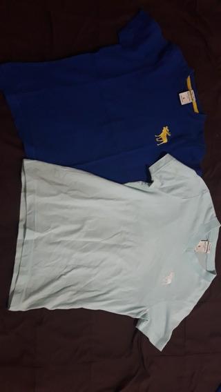 Paquete De 6 Camisetas Abercrombie