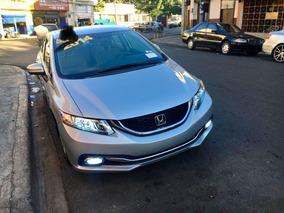 Oferta Honda Civic 2014 Lx Recién Importado