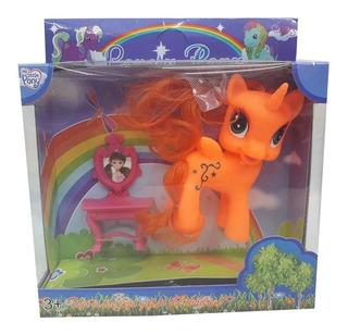 Pequeño Pony Con Accesorio Ploppy 361875