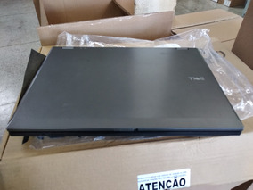 Note Dell Core I5/4gb/500gb/tela 13/windows 7 Prata (usado)