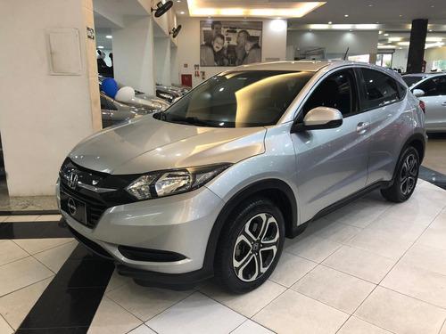 Honda Hr-v  Lx 1.8 Flexone 16v 5p Aut. Flex Automático