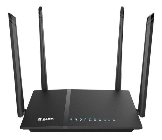 Router Ac1200 Gigabit D-link Dir-825