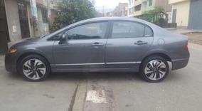Honda Civic Civic Lx 2011 En Buen Estado/precio A Tratar