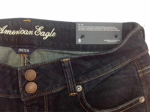 Pantalon American Eagle Mujer Talla 8 Mercado Libre