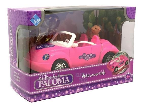 Juguetes Paloma Auto Convertible - Juegos Y Juguetes