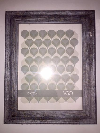 Portarretrato Vértigo Madera 15x20cm