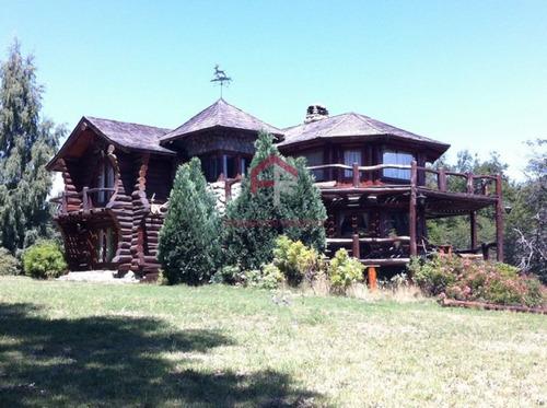 Casa De Troncos Tierra Del Sol, San Martin De Los Andes