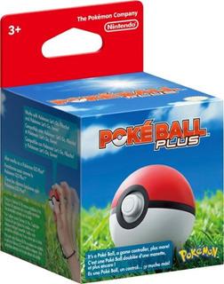 Pokémon Lets Go, Eevee Poké Ball Plus Pack Switch- Msi
