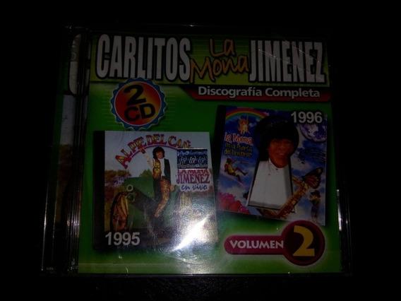 Cd De La Mona Jiménez Vol 2