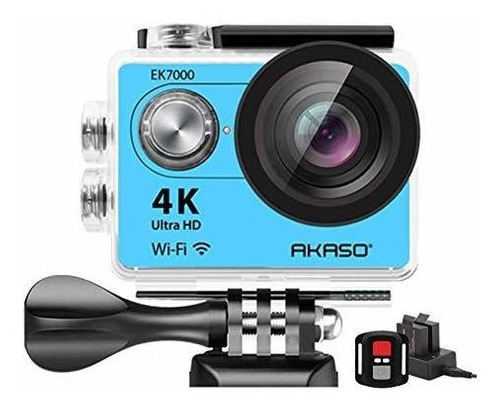 Videocámara Sumergible Dv Con Wifi Aakaso Ek7000 4k Action