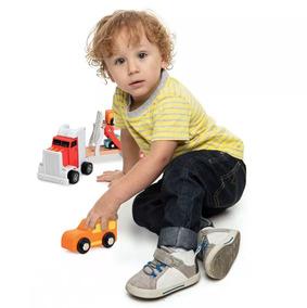 Brinquedos Para Bebês Cegonheira Caminhão Carrinhos Estrela