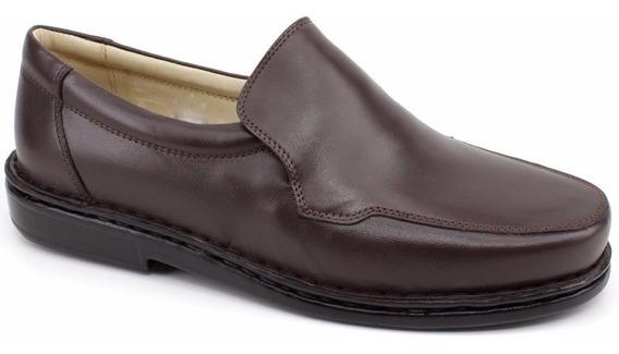 Sapato Marrom Masculino Opananken Antistress 35501 Pixolé
