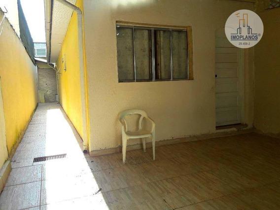 Casa Com 2 Dormitórios À Venda, 90 M² Por R$ 230.000,00 - Boqueirão - Praia Grande/sp - Ca0448