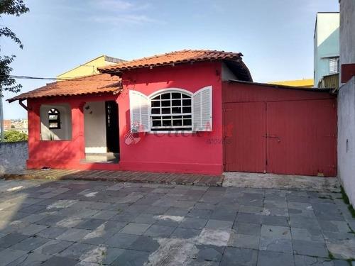 Terreno Com Casa Antiga À Venda No Bairro Baeta Neves - 6521
