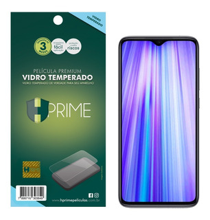 Película Hprime Vidro Temperado Xiaomi Redmi Note 8 Pro