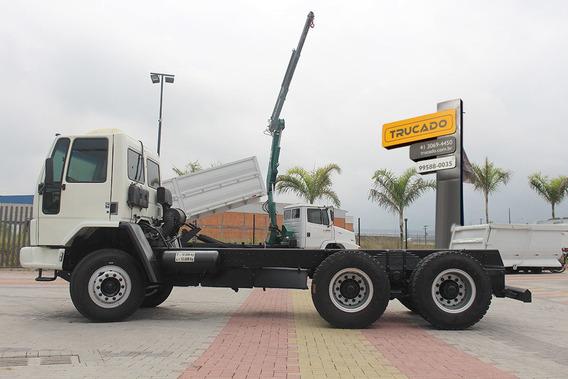 Cargo 2628 2007 6x4 No Cavalo Traçado = Trucado Truck