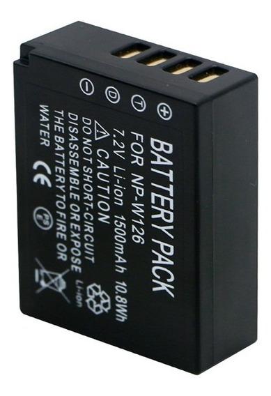 Bateria Np-w126 Np-w126s P/ Fuji X-t3 X-t2 X-pro2 X-t100