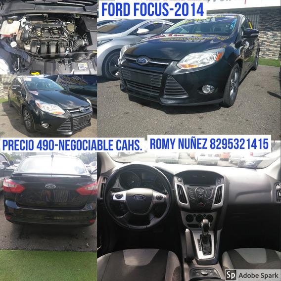 Ford Focus Ameriacano