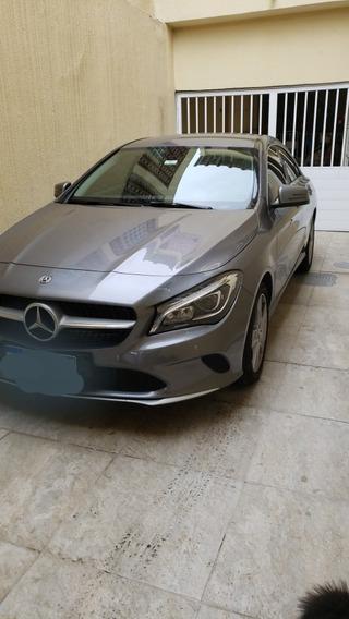Mercedes-benz Classe Cla 1.6 Turbo 4p 2018