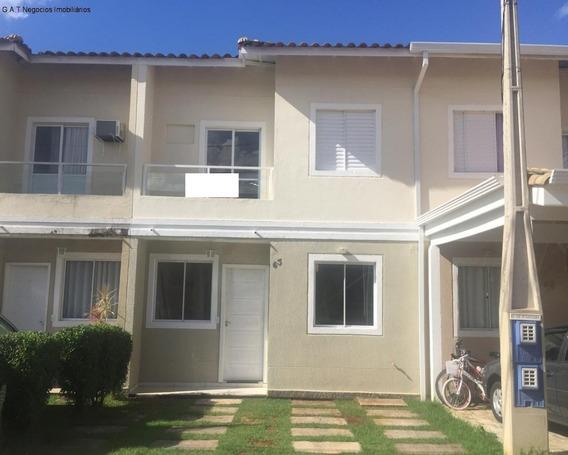 Casa Em Condomínio À Venda No Village Salermo - Sorocaba/sp - Cc04112 - 34735931