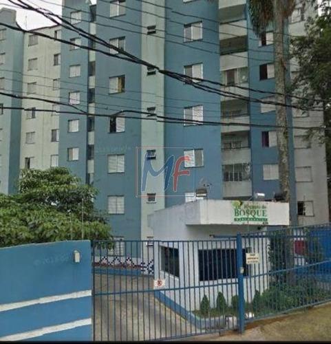 Imagem 1 de 8 de Ref 11.314 Excelente Apartamento No Bairro Jardim Paris, Com 2 Dorms, 1 Vaga, 56 M² Útil,  Varanda, Lazer, Próx. Ao Shopping Campo Limpo. - 11314