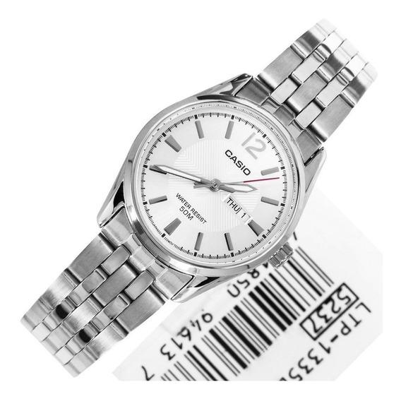 Relógio Feminino Casio Ltp1335d-7av Original Frete Grátis