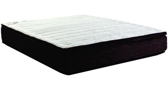 Colchon Monaco Kavanag Doble Pillow 35kg 140x190x30 Alta D.