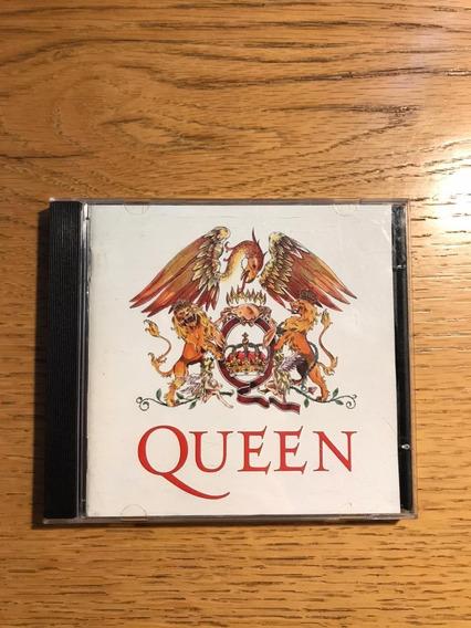 Cd Queen - Made In Heaven (capa Alternativa)