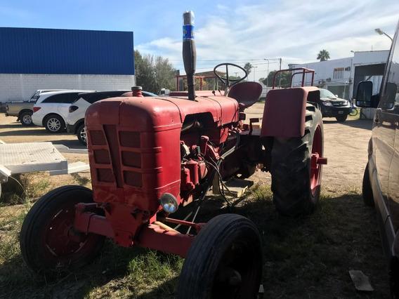 Tractor Someca Con 3 Puntos Y Toma De Fuerza