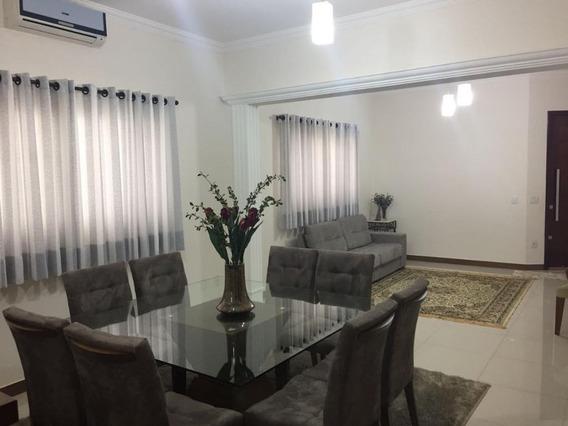 Casa Em Condomínio Mansour, Araçatuba/sp De 207m² 3 Quartos À Venda Por R$ 550.000,00 - Ca66835