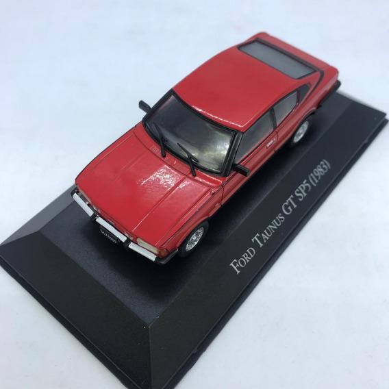 Autos Inolvidables Años 80,90 Nº 08 Ford Taunus (1983)