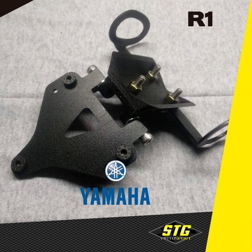 Portapatentes Fender Rebatible Stg Yamaha R1 15/20 C/g