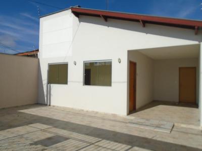 Casa Com 3 Dormitórios Para Alugar, 125 M² Por R$ 1.350/mês - Santa Rosa Ipês - Piracicaba/sp - Ca2481