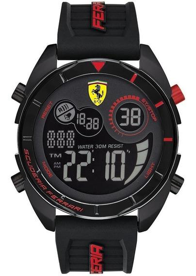 Lançamento Relogio Scuderia Ferrari Original