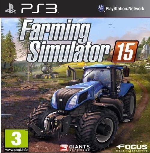 Farming Simulator 15 Ps3 Promoção Comprar